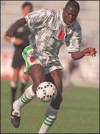 Rashidi Yekini, Nigeria World Cup 1994