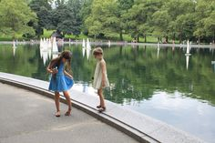 Summer in the City with Kirsten Rickert for Caramel Baby & Child