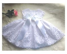 A personal favourite from my Etsy shop https://www.etsy.com/uk/listing/258091365/pure-white-special-occasion-baby-girl