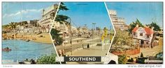 """When Britain was """"Great"""" and still British! Picture Postcards, Old Postcards, Cumbria, Staycation, Great Britain, Paris Skyline, British, Pictures, Travel"""