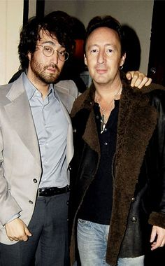 Sean & Julian Lennon