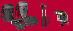 Accessoires gopro Manfrotto