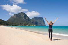 Lord Howe Island Escape www.parkmyvan.com.au #ParkMyVan #Australia #Travel #RoadTrip #Backpacking #VanHire #CaravanHire
