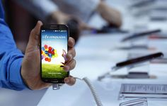 Samsung's Galaxy S4 is the fastest-selling Android phone