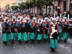 MOROS Y CRISTIANOS ALCOY 2014 - ENTRADA MORA - YouTube