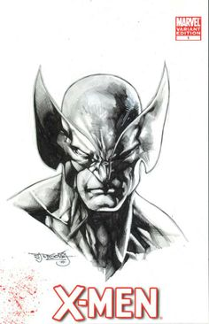 Wolverine by Stephen Segovia #lobezno #X-Men #Marvel . Pin and follow @Pyra2elcapo