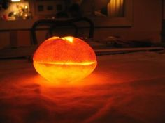 clementine candle!