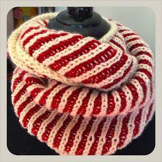 Ravelry: sebila's Brioche Cowl knit in Simplinatural from HiKoo. Brioche Hat and Cowl by Purl Soho