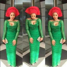 gorgeous african event fashion styles 2014
