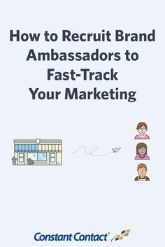 How to Recruit Brand Ambassadors To Fast-Track Your Marketing - Whether you're a restaurant or a real estate agency, you're bound to have some passionate fans. Getting these customers to take the extra step and serve as your brand ambassadors can be a great added boost to growing your business.