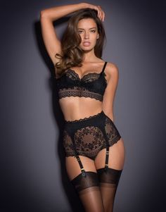 14 Pieces of Luxury Lingerie I'm a Little Obsessed with at the Moment