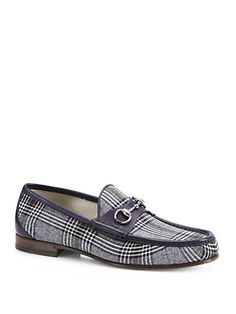 Gucci loafers...great with jeans, white dress shirt and blazer. www.designerclothingfans.com