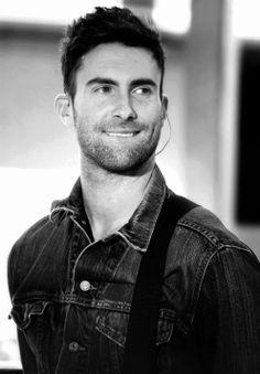 Adam being cute as hell.
