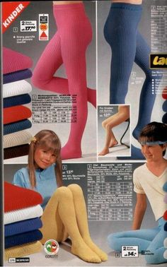 Rainbow Socks, Ballet Boys, Barefoot Girls, Cute White Boys, Tights Outfit, 70s Fashion, Vintage Ads, Leotards, Hosiery
