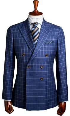 Blue with white overcheck jacket https://ru.pinterest.com/AlyTseev/