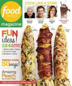 Summertime= corn on the cob! But yummier with flavor of bacon and queso