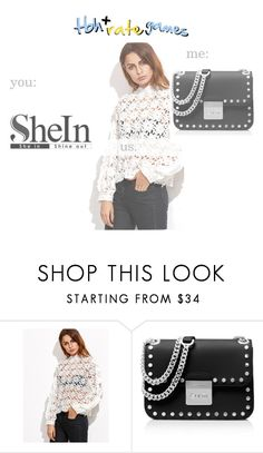 """""""Sapt in"""" by parura ❤ liked on Polyvore featuring MICHAEL Michael Kors"""
