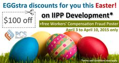 Post Easter Special #4 - Injury and Illness Prevention Program with Free Safety Poster