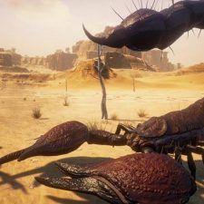 Escorpiones juego Conan Exiles Conan Exiles, Camel, Moose Art, Survival, Instagram Posts, Animals, Video Games, Animais, Animales