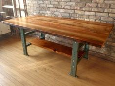 Industrial Dining Table - $675    Chicago Scavenger