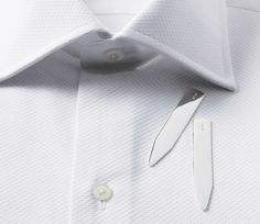 ow To Keep Dress Shirt Collars In Place