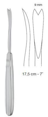 OBWEGESER PERIOSTEAL ELEVATOR / RASPATORY, 17.5CM, 9MM, V NOTCH Price:US$ 20.00 What's app & viber: 0092-345-8410036 Email: info@instrumentsforsurgeons.com http://instrumentsforsurgeons.com/specialty-instruments-for-plastic-surgery/osteotomes-and-raspatories/obwegeser-periosteal-elevator-raspatory-175cm-9mm-v-notch-28-r-23 #Osteotomes #Raspatories #PlasticSurgeryInstruments #PeriostealElevator