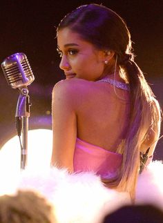ariana grande ♡ she's my queen. she's so inspirational & i love her so so much. she inspires me to follow my dreams, she makes it that i love singing so so much ♡ go check out my instagram @anjaliegowda and subscribe to my YouTube channel. i post covers of my fav songs ♡ thank u sm & thank u ari ♡ilyx999999999999999 ••• this performance was everything