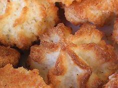 Besitos de Coco (or Coconut Kisses) Recipe