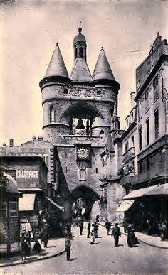 Bordeaux : la Grosse Cloche.