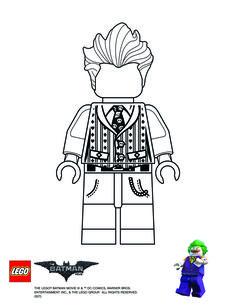 Finish drawing The Joker