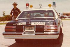 1977 Oklahoma State Trooper