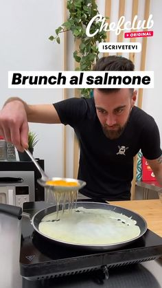 Grilled Salmon, Smoked Salmon, Crepes, Moon Food, Masterchef, Salty Foods, Homemade Biscuits, Cooking Recipes, Healthy Recipes
