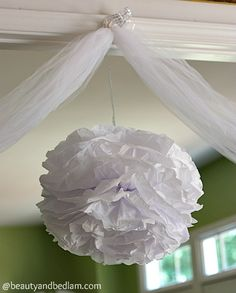wedding shower decor Easy, Elegant Party Decor Ideas