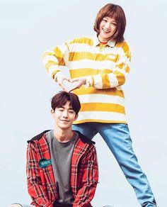 Joon Hyung and Bok Joo