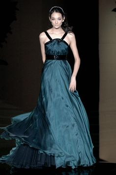 What the Lady of House Borrell of the three sister, would wear Elie Saab