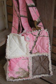 Rag Quilt Bags