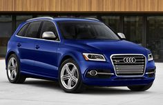 2014 Audi SQ5 **It's actually coming to America!  Details thus far: HP: 354, 0-60: 5.5 seconds, Top Speed: 155 mph (Limited) Pricing should be around $62000 according to released numbers so far.  This just made my top 3 to drive/own list...**