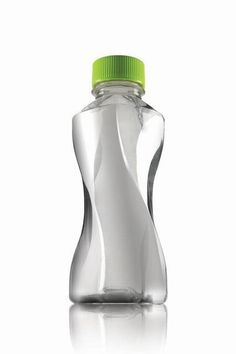 Smoothie in a 'twisted' bottle   Best In Packaging Used in Jamba Juice