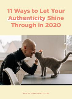 "In terms of your personal brand, what does being ""authentic"" actually mean?"