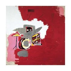 Max Roach Giclee Print by Jean-Michel Basquiat at AllPosters.com