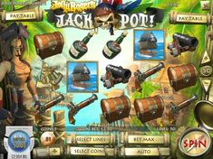 Neu kostenlos Spielautomat Jolly Roger's Jackpot - http://spielautomaten7.com/jolly-rogers-jackpot/