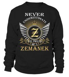 Never Underestimate the Power of a ZEMANEK