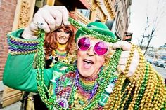 all the beads!