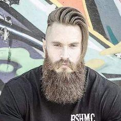 full beard styles for men