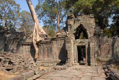 Templos de Angkor (Camboya)
