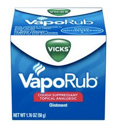 Holy who-ha. In some really strange news reported by The Sun, Vick's VapoRub, the Latin household cure for almost every ailment on earth, has a whole new, misguided, use. Apparently, women are using the tingly salve on their va jay jays. Yes, you read that right.