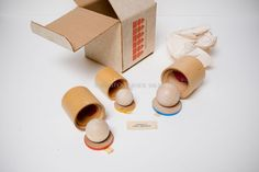 Creative Playthings #B637 Roll or Stack toy For All Young Builders!