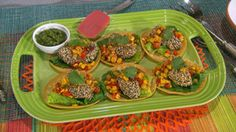 Avocado Tacos #Recipe - From Susan Feniger on The Talk - #CincoDeMayo