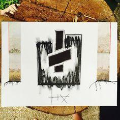 The Rift Chronicles XIX: But It Was No Longer Under My Control #contemporaryart #contemporary #art #artist #artwork #conceptart #drawing #painting #collage #mixedmedia #mixedmediaart #draw #paint #dark #symbols #runes #rift #chronicles #magick #ritual #portal