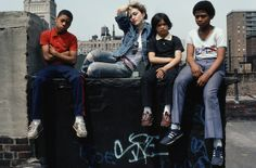 images by renowned photographers Richard Corman and George DuBose curated by Rock Paper Photo. Madonna 80s